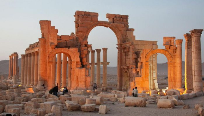 ISIL and their Impact on History Photo via http://news.nationalgeographic.com