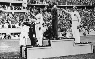 Berlin Olympics, 1936. Wikimedia Commons