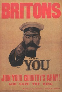 3 Lord Kitchener - Britons Wants You