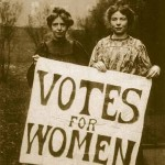 The Suffragette Split