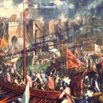 The Sacking of Constantinople in 1204
