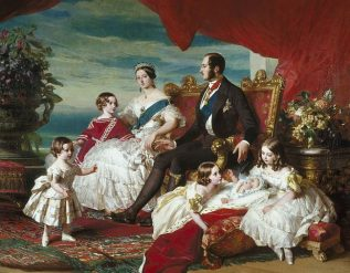 European Monarchs, one big family Queen Victoria Grandmother of Europe