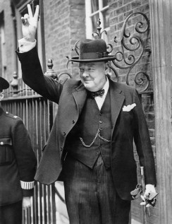Ruling in Style- Churchill V sign- wikipedia