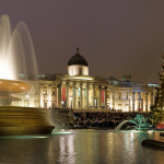 The Trafalgar Square Christmas Tree Tradition