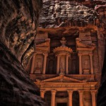The Rediscovery of Petra