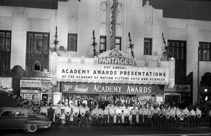 history of the oscars � manchester historian