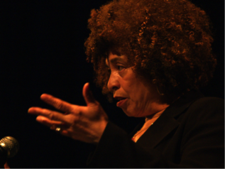 Angela Davis, Wikimedia Commons