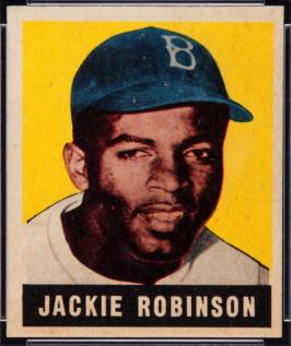Jackie Robinson, Wikimedia Commons