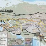 Genghis Khan and the largest empire in history
