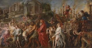 Rubens-roman-triumph