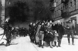 Warsaw Ghetto Uprising 1943