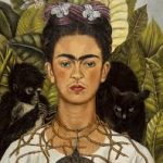Frida Kahlo – using art to portray female sexuality, pain and, feminine beauty standards, by Catherine Cunningham