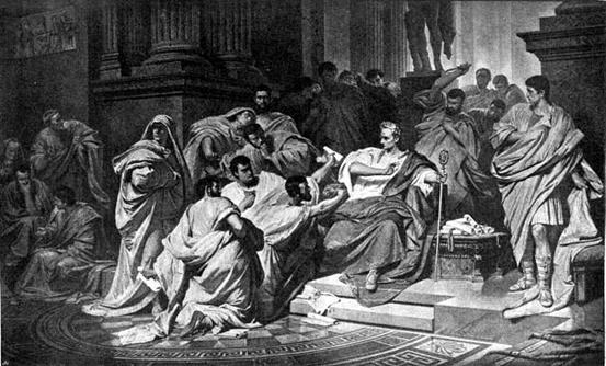 how did julius caesar reform rome