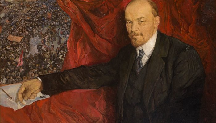 100 Years Since: The Russian Revolutions Photo via https://www.royalacademy.org.uk