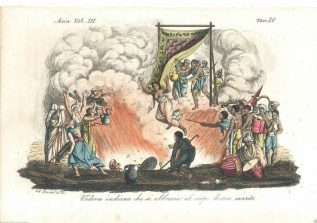 Abolition Of Widow Immolation In India