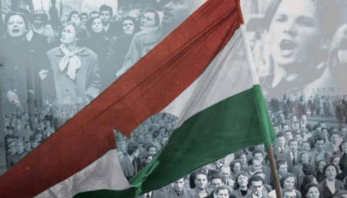 Blood in the Water? The Hungarian Revolution of 1956 Photo via Hungary Foundation