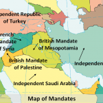 The Partitioning Of The Middle East