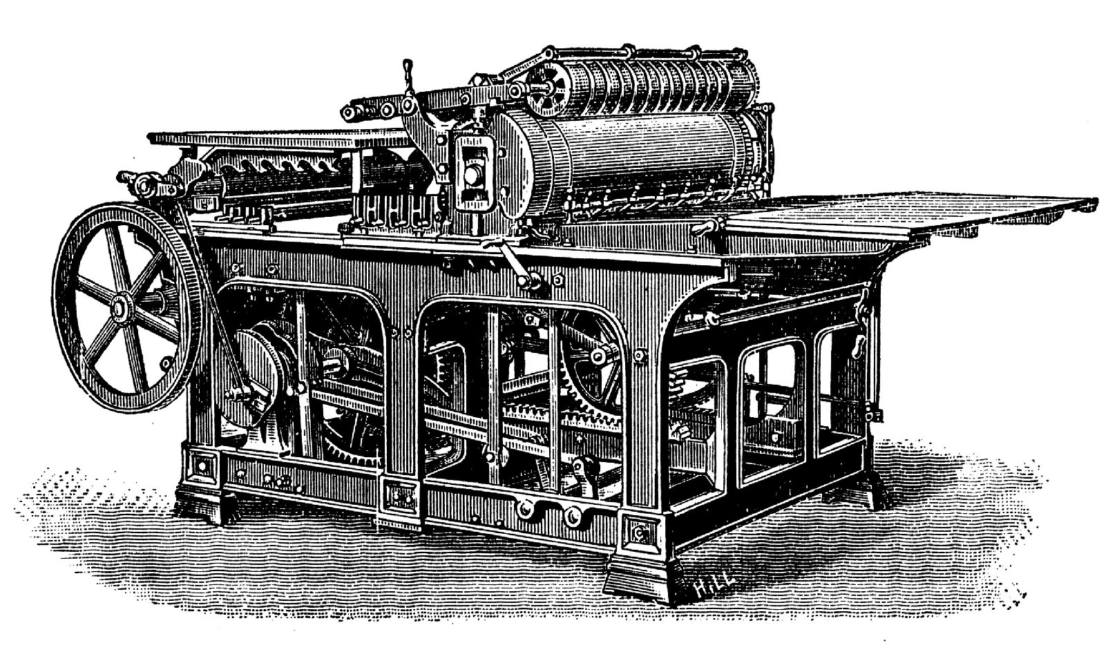 changing the world the printing press manchester historian