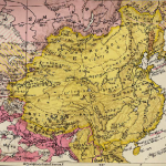 1644 Ming-Qing Transition In China