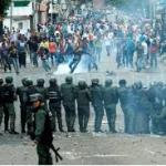 2014-2016 Venezuelan Political Struggles