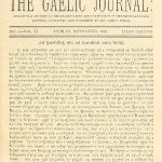 What led to the 19th Century Gaelic Revival? By Erin Kilker