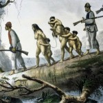 The South American slave trade