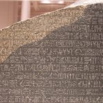Decoding Hieroglyphics: How did the Rosetta Stone Revolutionise the Historiography of Egypt? By Anne de Reynier